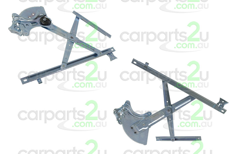 To suit TOYOTA HIACE HIACE VAN  WINDOW REGULATOR - New quality car parts & auto spares online Australia wide with the convenience of shopping from your own home. Carparts 2U Penrith Sydney
