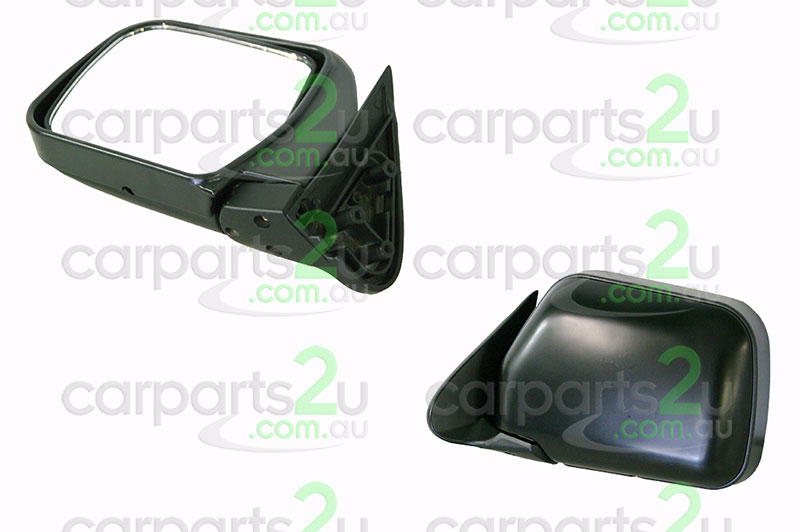 TOYOTA 4 RUNNER / SURF HIACE VAN  FRONT DOOR MIRROR - New quality car parts & auto spares online Australia wide with the convenience of shopping from your own home. Carparts 2U Penrith Sydney