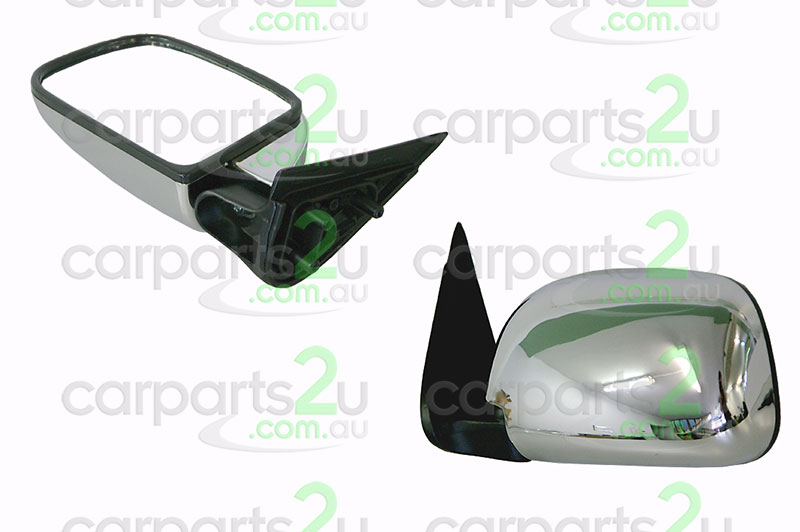 TOYOTA HILUX 4 RUNNER / SURF  FRONT DOOR MIRROR - New quality car parts & auto spares online Australia wide with the convenience of shopping from your own home. Carparts 2U Penrith Sydney