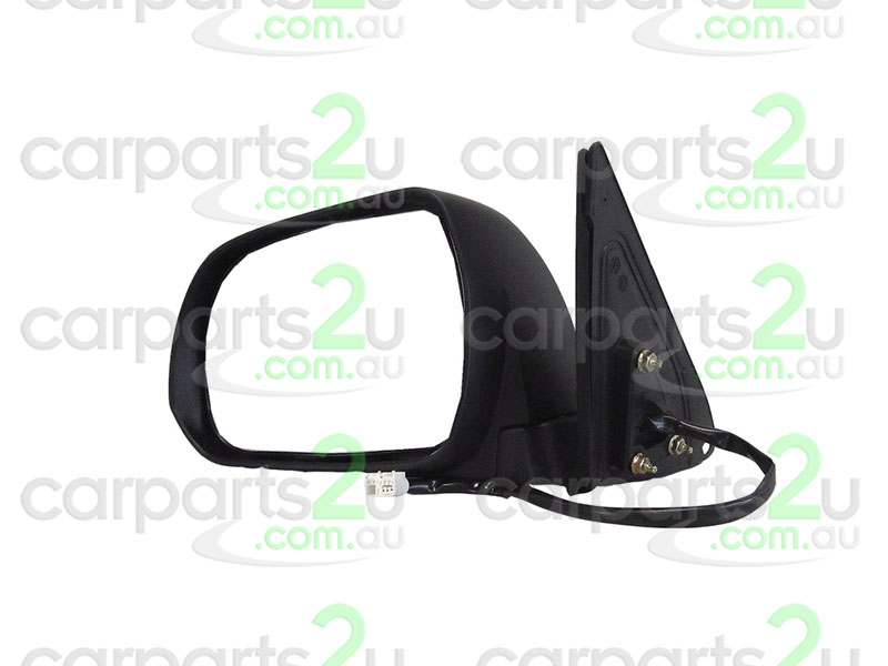 TOYOTA KLUGER HILUX UTE  FRONT DOOR MIRROR - New quality car parts & auto spares online Australia wide with the convenience of shopping from your own home. Carparts 2U Penrith Sydney