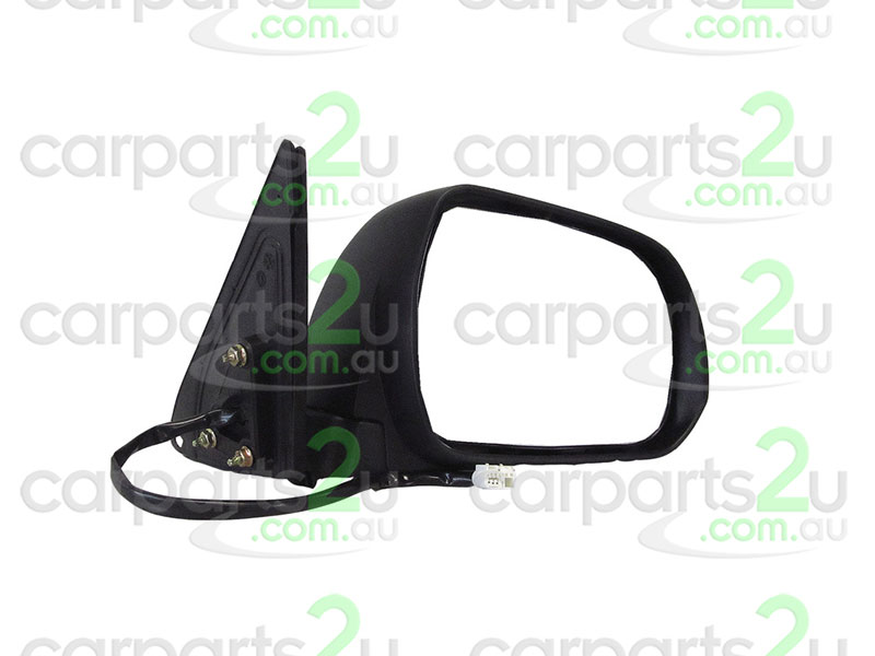 TOYOTA KLUGER KLUGER GSU40/GSU45  FRONT DOOR MIRROR - New quality car parts & auto spares online Australia wide with the convenience of shopping from your own home. Carparts 2U Penrith Sydney