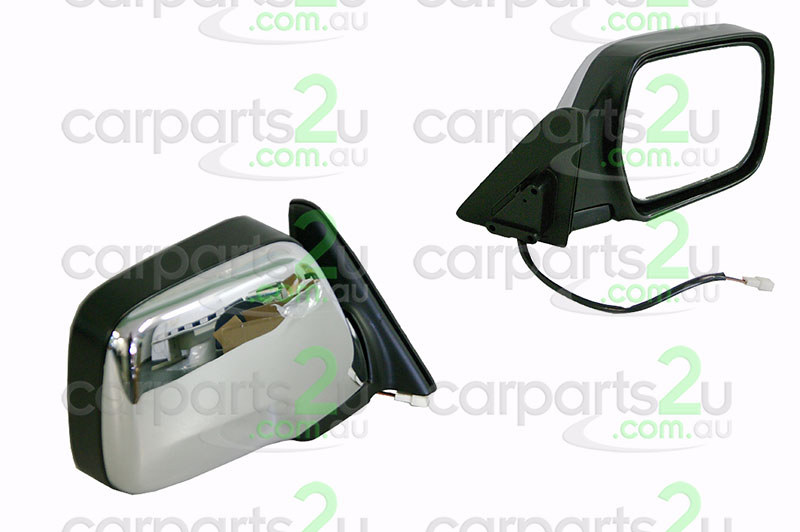 TOYOTA LANDCRUISER 80 SERIES  FRONT DOOR MIRROR - New quality car parts & auto spares online Australia wide with the convenience of shopping from your own home. Carparts 2U Penrith Sydney