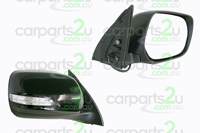 TOYOTA PRADO PRADO 150 SERIES  FRONT DOOR MIRROR - New quality car parts & auto spares online Australia wide with the convenience of shopping from your own home. Carparts 2U Penrith Sydney