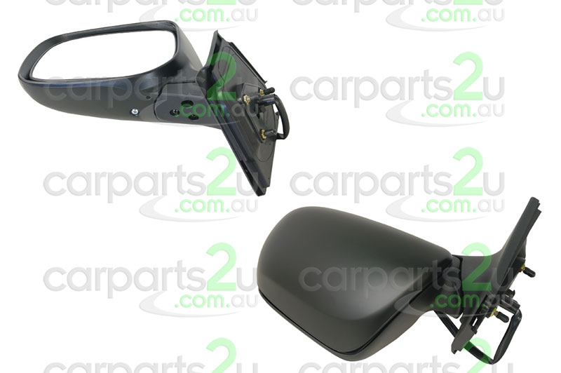 TOYOTA YARIS TARAGO WAGON TCR  FRONT DOOR MIRROR - New quality car parts & auto spares online Australia wide with the convenience of shopping from your own home. Carparts 2U Penrith Sydney