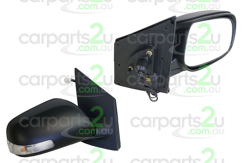 TOYOTA YARIS YARIS SEDAN NCP23  FRONT DOOR MIRROR - New quality car parts & auto spares online Australia wide with the convenience of shopping from your own home. Carparts 2U Penrith Sydney
