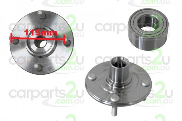 MITSUBISHI LANCER CH  FRONT WHEEL HUB - New quality car parts & auto spares online Australia wide with the convenience of shopping from your own home. Carparts 2U Penrith Sydney