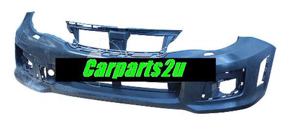 SUBARU IMPREZA IMPREZA G4  FRONT BUMPER - New quality car parts & auto spares online Australia wide with the convenience of shopping from your own home. Carparts 2U Penrith Sydney