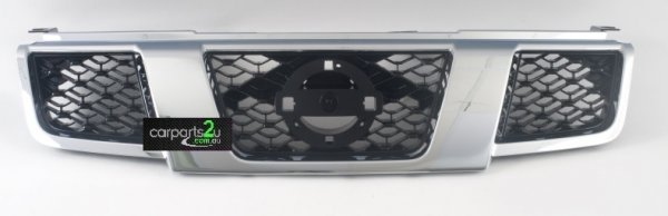 NISSAN X-TRAIL Z51 WAGON  GRILLE - New quality car parts & auto spares online Australia wide with the convenience of shopping from your own home. Carparts 2U Penrith Sydney