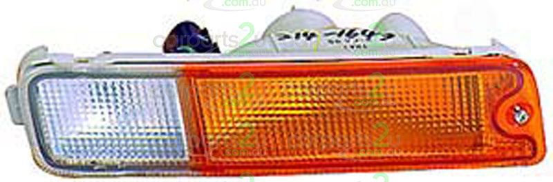 MITSUBISHI TRITON ME/MF/MG/MH/MJ  FRONT BAR LAMP - New quality car parts & auto spares online Australia wide with the convenience of shopping from your own home. Carparts 2U Penrith Sydney