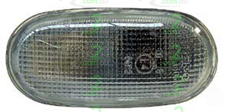 MITSUBISHI TRITON MK  GUARD SIDE INDICATOR - New quality car parts & auto spares online Australia wide with the convenience of shopping from your own home. Carparts 2U Penrith Sydney