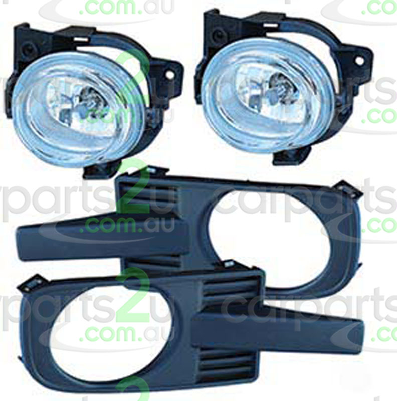 FORD RANGER BA / BF  FOG LIGHT - New quality car parts & auto spares online Australia wide with the convenience of shopping from your own home. Carparts 2U Penrith Sydney
