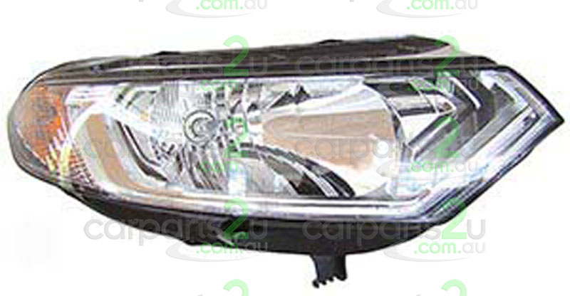 FORD ECOSPORT ECOSPORT BK WAGON  HEAD LIGHT - New quality car parts & auto spares online Australia wide with the convenience of shopping from your own home. Carparts 2U Penrith Sydney