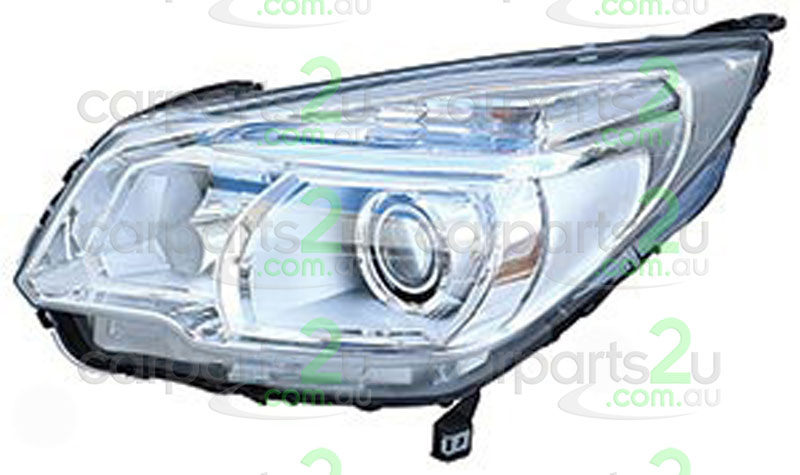 HOLDEN COLORADO CAPTIVA CG SERIES 1  HEAD LIGHT - New quality car parts & auto spares online Australia wide with the convenience of shopping from your own home. Carparts 2U Penrith Sydney