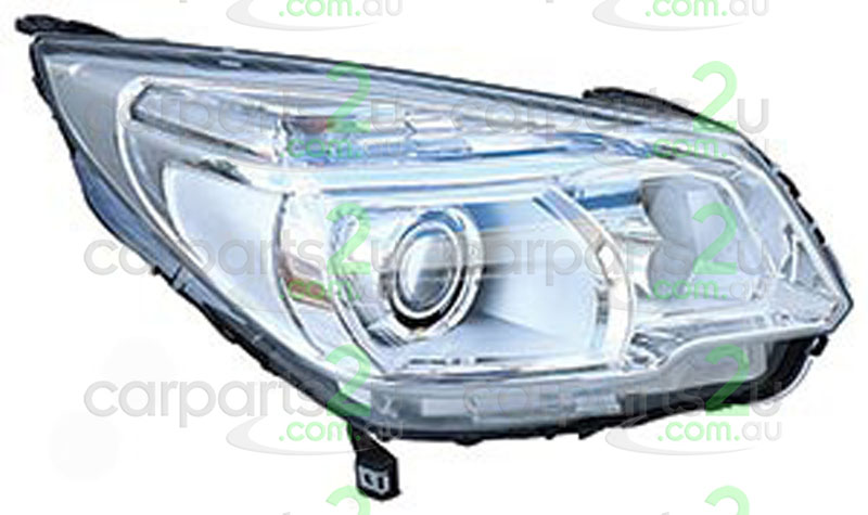 HOLDEN COLORADO COLORADO UTE RG  HEAD LIGHT - New quality car parts & auto spares online Australia wide with the convenience of shopping from your own home. Carparts 2U Penrith Sydney