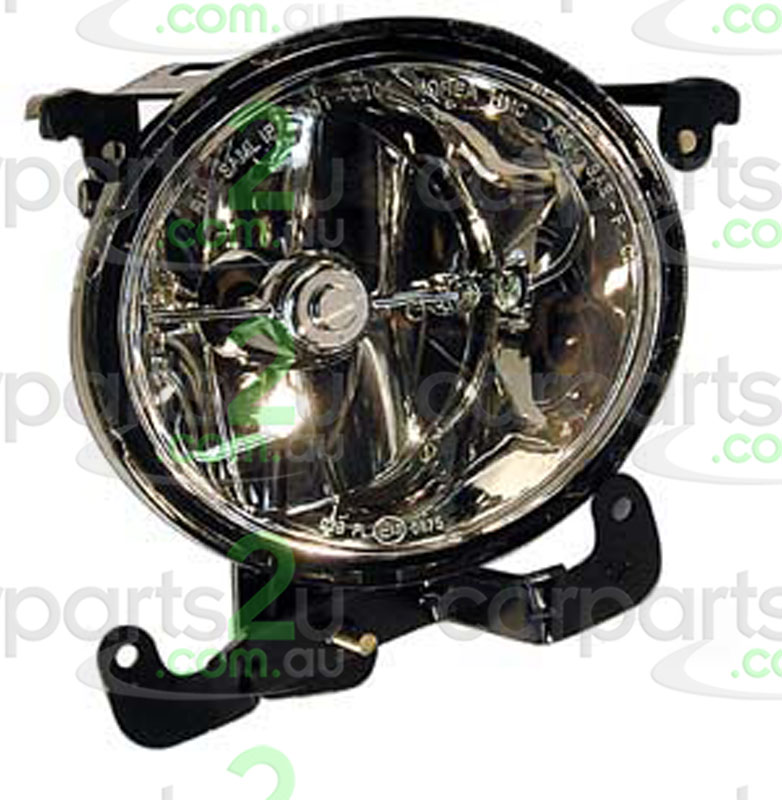 HYUNDAI ACCENT LC  FOG LIGHT - New quality car parts & auto spares online Australia wide with the convenience of shopping from your own home. Carparts 2U Penrith Sydney