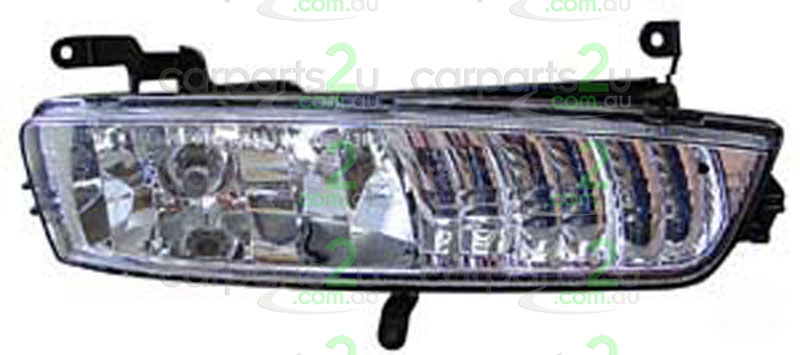 HYUNDAI ACCENT MC  FOG LIGHT - New quality car parts & auto spares online Australia wide with the convenience of shopping from your own home. Carparts 2U Penrith Sydney