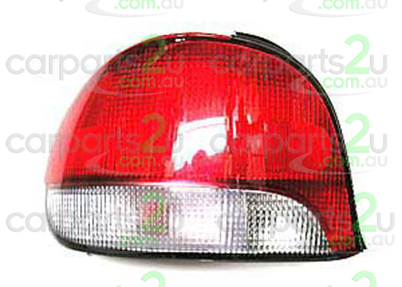 HYUNDAI EXCEL EXCEL X3  TAIL LIGHT - New quality car parts & auto spares online Australia wide with the convenience of shopping from your own home. Carparts 2U Penrith Sydney