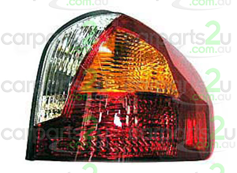 HYUNDAI SANTA FE EXCEL X3  TAIL LIGHT - New quality car parts & auto spares online Australia wide with the convenience of shopping from your own home. Carparts 2U Penrith Sydney