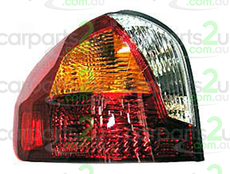 HYUNDAI SANTA FE SM  TAIL LIGHT - New quality car parts & auto spares online Australia wide with the convenience of shopping from your own home. Carparts 2U Penrith Sydney