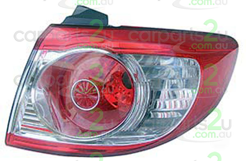 HYUNDAI SANTA FE CM  TAIL LIGHT - New quality car parts & auto spares online Australia wide with the convenience of shopping from your own home. Carparts 2U Penrith Sydney