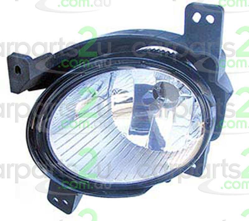 HYUNDAI SANTA FE CM  FOG LIGHT - New quality car parts & auto spares online Australia wide with the convenience of shopping from your own home. Carparts 2U Penrith Sydney