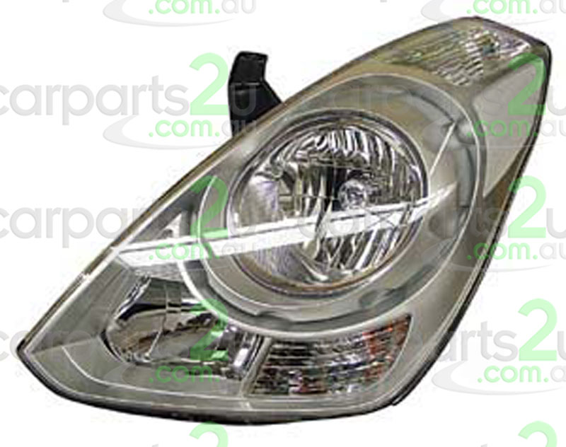 HYUNDAI ILOAD / IMAX TB  HEAD LIGHT - New quality car parts & auto spares online Australia wide with the convenience of shopping from your own home. Carparts 2U Penrith Sydney