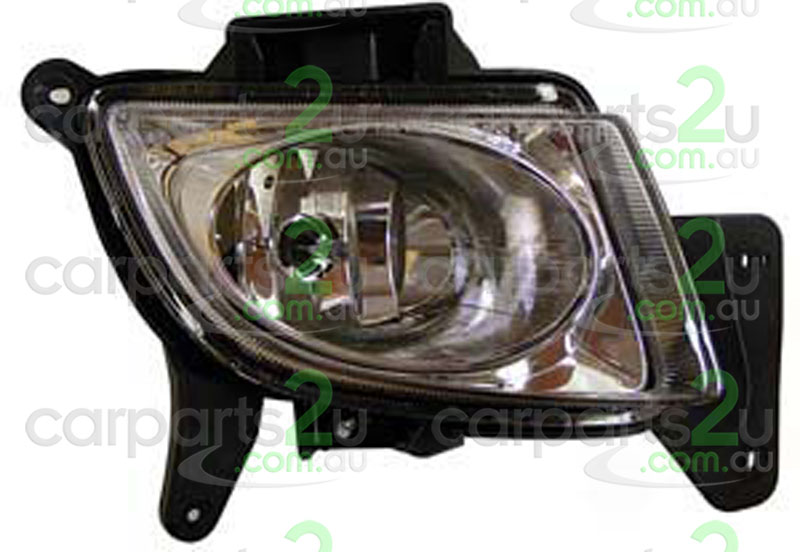 HYUNDAI I30 FD  FOG LIGHT - New quality car parts & auto spares online Australia wide with the convenience of shopping from your own home. Carparts 2U Penrith Sydney