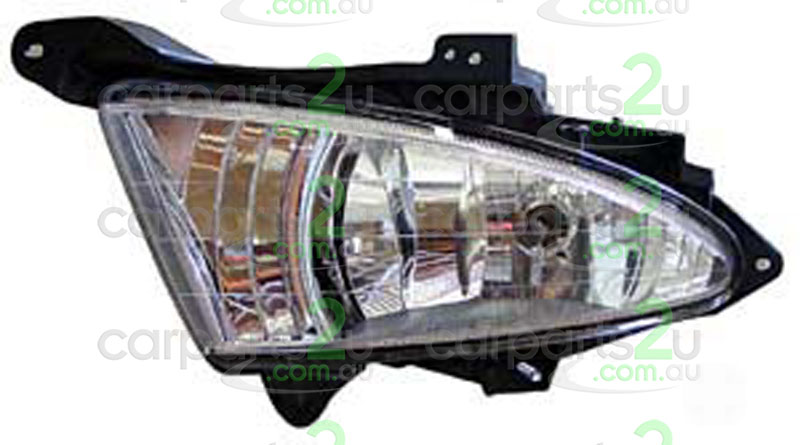 HYUNDAI ELANTRA FD  FOG LIGHT - New quality car parts & auto spares online Australia wide with the convenience of shopping from your own home. Carparts 2U Penrith Sydney