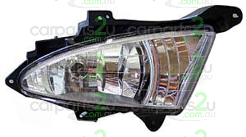HYUNDAI ELANTRA ELANTRA HD  FOG LIGHT - New quality car parts & auto spares online Australia wide with the convenience of shopping from your own home. Carparts 2U Penrith Sydney
