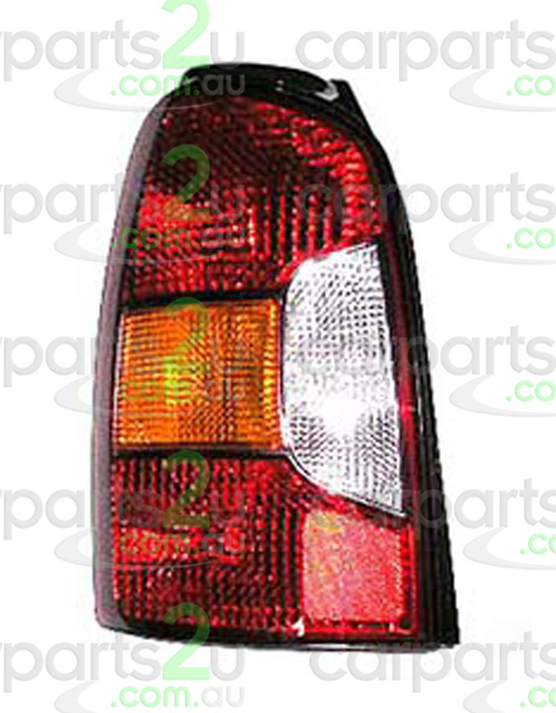 HYUNDAI TRAJET I20  TAIL LIGHT - New quality car parts & auto spares online Australia wide with the convenience of shopping from your own home. Carparts 2U Penrith Sydney