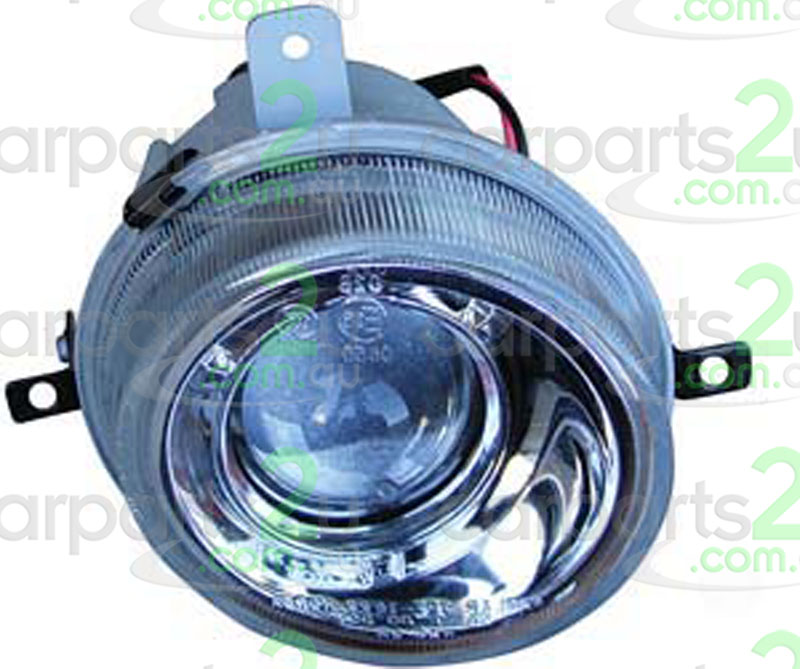 HYUNDAI TERRACAN TERRACAN HP  FOG LIGHT - New quality car parts & auto spares online Australia wide with the convenience of shopping from your own home. Carparts 2U Penrith Sydney