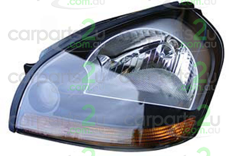 HYUNDAI TUSCON TUSCON WAGON  HEAD LIGHT - New quality car parts & auto spares online Australia wide with the convenience of shopping from your own home. Carparts 2U Penrith Sydney
