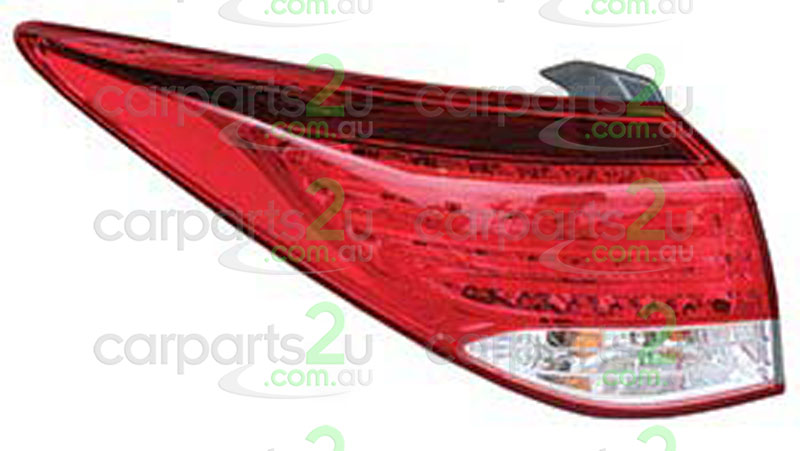 HYUNDAI I40 TERRACAN HP  TAIL LIGHT - New quality car parts & auto spares online Australia wide with the convenience of shopping from your own home. Carparts 2U Penrith Sydney
