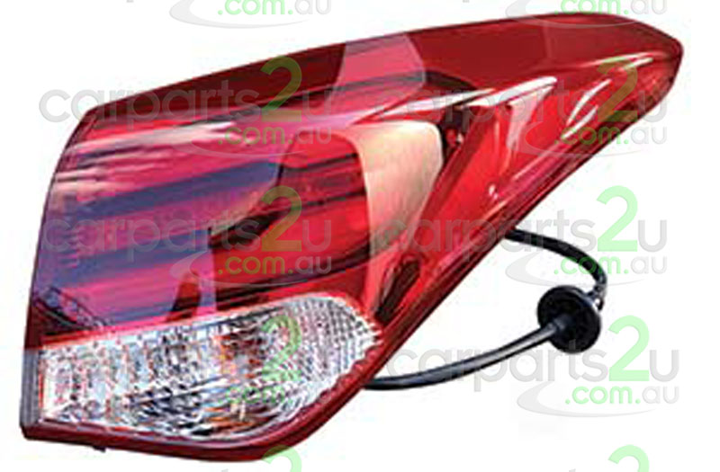 HYUNDAI I40 I40 VF  TAIL LIGHT - New quality car parts & auto spares online Australia wide with the convenience of shopping from your own home. Carparts 2U Penrith Sydney