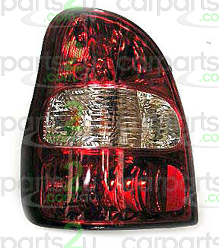 KIA CARNIVAL SORENTO XM  TAIL LIGHT - New quality car parts & auto spares online Australia wide with the convenience of shopping from your own home. Carparts 2U Penrith Sydney