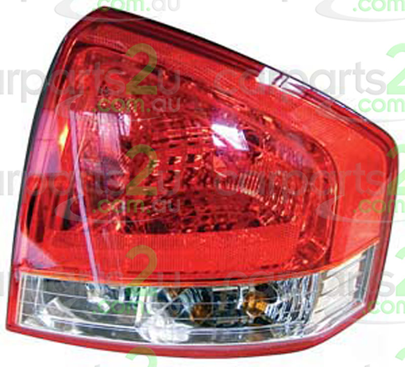 KIA CERATO CERATO LD  TAIL LIGHT - New quality car parts & auto spares online Australia wide with the convenience of shopping from your own home. Carparts 2U Penrith Sydney