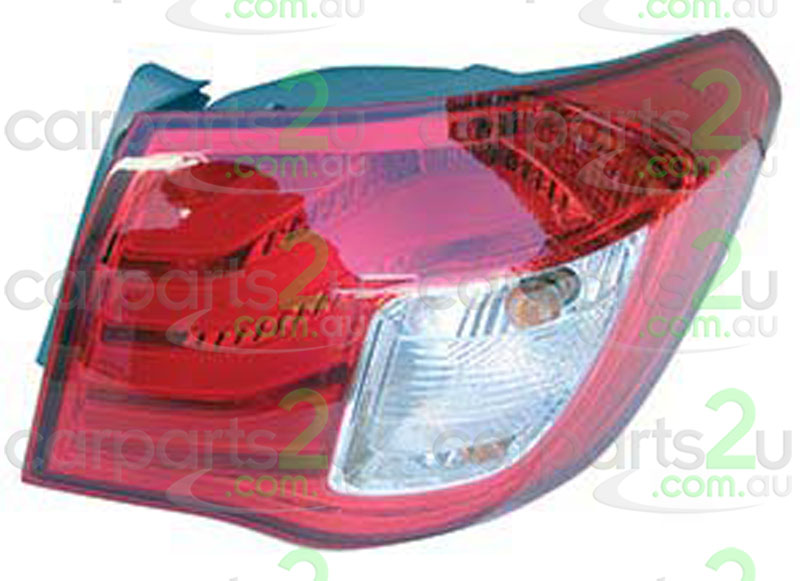 KIA CERATO CERATO TD  TAIL LIGHT - New quality car parts & auto spares online Australia wide with the convenience of shopping from your own home. Carparts 2U Penrith Sydney