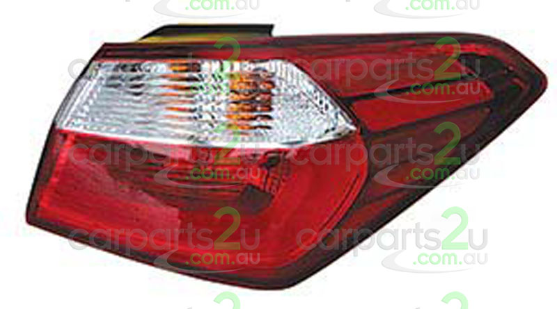 KIA CERATO CERATO YD  TAIL LIGHT - New quality car parts & auto spares online Australia wide with the convenience of shopping from your own home. Carparts 2U Penrith Sydney