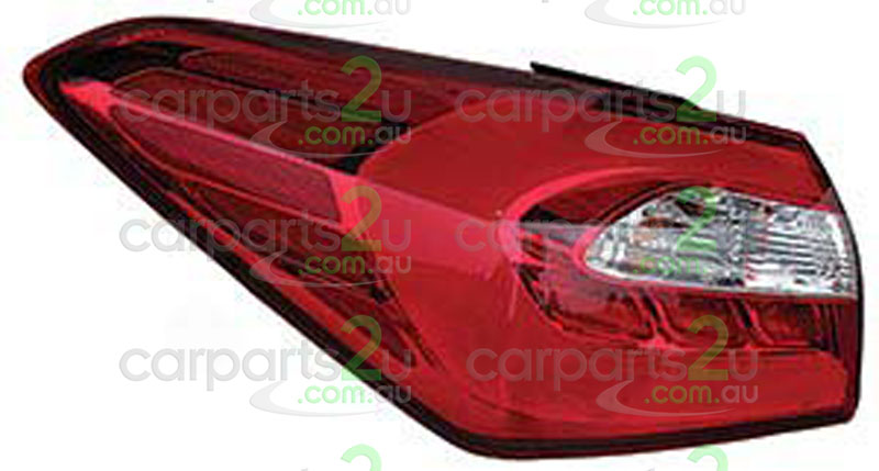 KIA CERATO RIO UB  TAIL LIGHT - New quality car parts & auto spares online Australia wide with the convenience of shopping from your own home. Carparts 2U Penrith Sydney