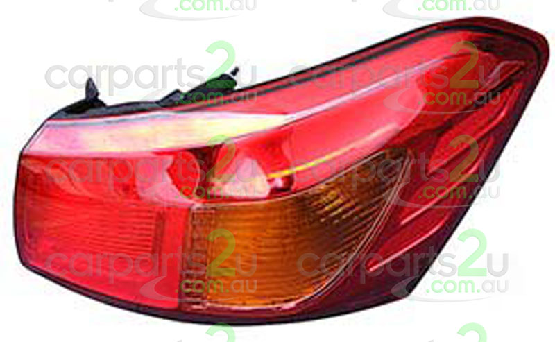 KIA CERATO CERATO YD KOUP  TAIL LIGHT - New quality car parts & auto spares online Australia wide with the convenience of shopping from your own home. Carparts 2U Penrith Sydney