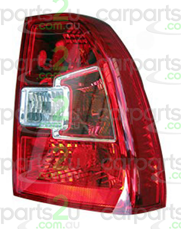KIA SPORTAGE  SPORTAGE KM/KM2  TAIL LIGHT - New quality car parts & auto spares online Australia wide with the convenience of shopping from your own home. Carparts 2U Penrith Sydney