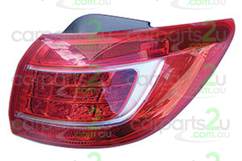 KIA SPORTAGE SPORTAGE SL  TAIL LIGHT - New quality car parts & auto spares online Australia wide with the convenience of shopping from your own home. Carparts 2U Penrith Sydney