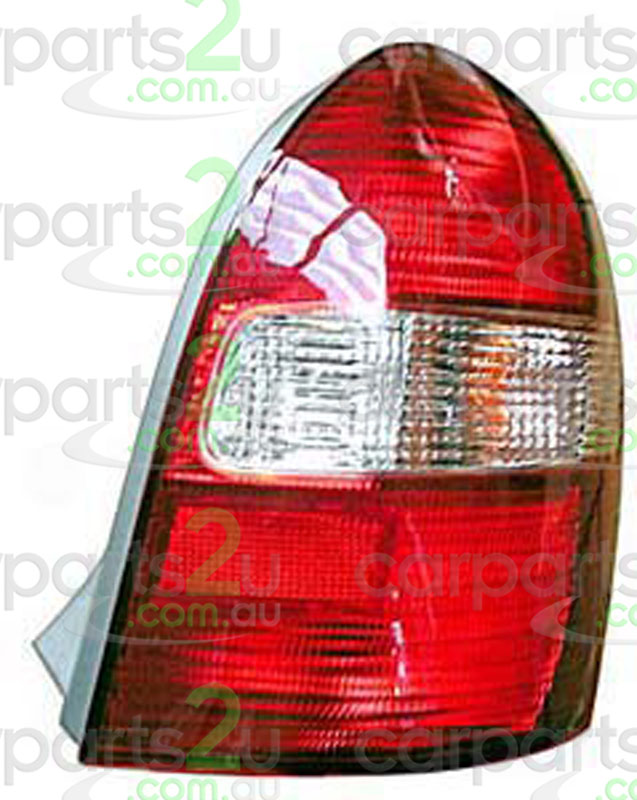 MAZDA 323 MPV WAGON  TAIL LIGHT - New quality car parts & auto spares online Australia wide with the convenience of shopping from your own home. Carparts 2U Penrith Sydney