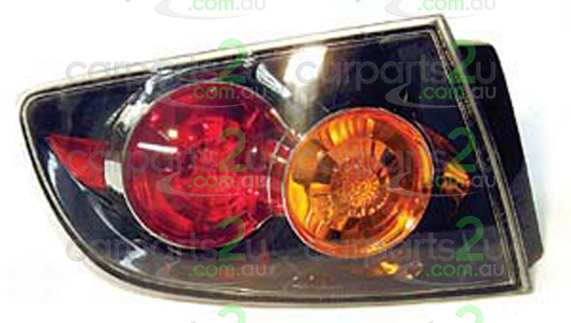MAZDA MAZDA 3 BJ PROTEGE / ASTINA   TAIL LIGHT - New quality car parts & auto spares online Australia wide with the convenience of shopping from your own home. Carparts 2U Penrith Sydney