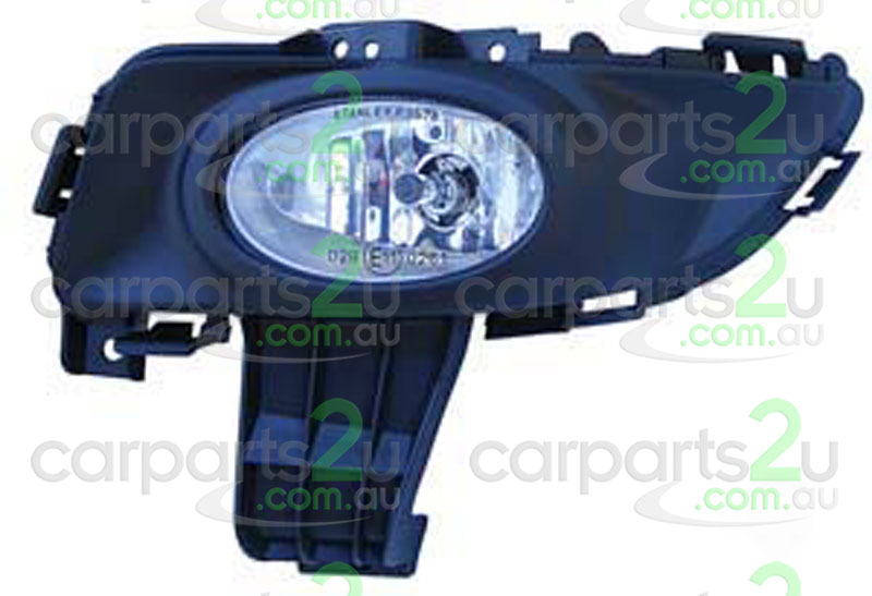 MAZDA MAZDA 3 BJ PROTEGE / ASTINA   FOG LIGHT - New quality car parts & auto spares online Australia wide with the convenience of shopping from your own home. Carparts 2U Penrith Sydney