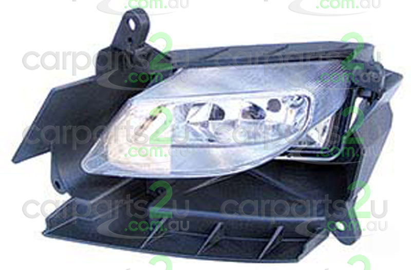 MAZDA MAZDA 3 MAZDA 3 BL  FOG LIGHT - New quality car parts & auto spares online Australia wide with the convenience of shopping from your own home. Carparts 2U Penrith Sydney