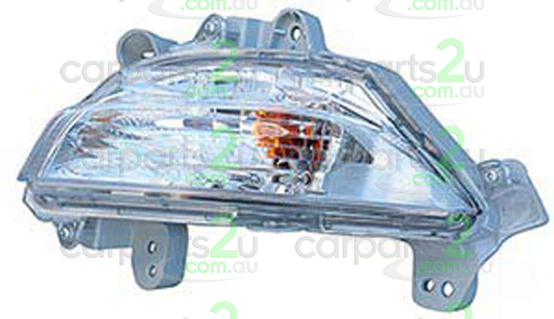 To suit MAZDA MAZDA 3 MAZDA 3 BK  FRONT BAR LAMP - New quality car parts & auto spares online Australia wide with the convenience of shopping from your own home. Carparts 2U Penrith Sydney