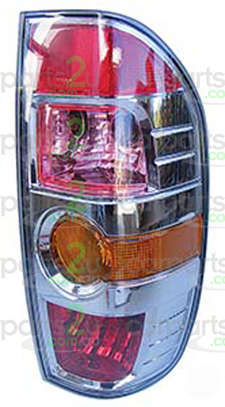 MAZDA BT-50 BT-50 UTE  TAIL LIGHT - New quality car parts & auto spares online Australia wide with the convenience of shopping from your own home. Carparts 2U Penrith Sydney