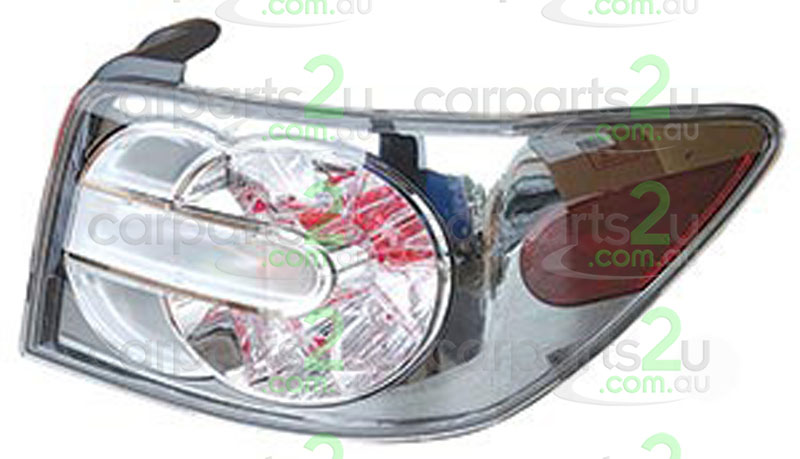MAZDA CX-7 CX-7 WAGON ER  TAIL LIGHT - New quality car parts & auto spares online Australia wide with the convenience of shopping from your own home. Carparts 2U Penrith Sydney