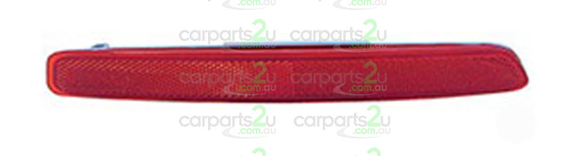 MAZDA CX-9 CX-7 WAGON ER  REAR BAR REFLECTOR - New quality car parts & auto spares online Australia wide with the convenience of shopping from your own home. Carparts 2U Penrith Sydney